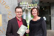 300 Businesses Expected to Attend West of Ireland&rsquo;s Largest Business Networking Event<br />  Registration is now open for MeetWest 2014, the largest business networking event in the West of Ireland this year. <br /> Hosted by Galway City Council, MeetWest 2014 is a two-day business networking forum taking place at the Galway Bay Hotel, Salthill, Galway on November 20th and 21st 2014.<br /> Pictured at the launch of MeetWest2014 in City Hall, Galway were John Magee Mayo, Local Enterprise Office and Louise Ward, Roscommon Local Enterprise Office<br />  . Photo:Andrew Downes