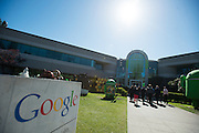Visiting Google as part of the San Francisco Trek 2014. (Photo by Gonzaga University)