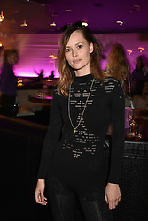 Charlotte de Carle at the STK Ibiza themed brunch party at STK London, London, England. 7 May 2017.<br /> Photo by Dominic O'Neill/SilverHub 0203 174 1069 sales@silverhubmedia.com