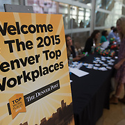 Denver Post Top Workplaces 2015