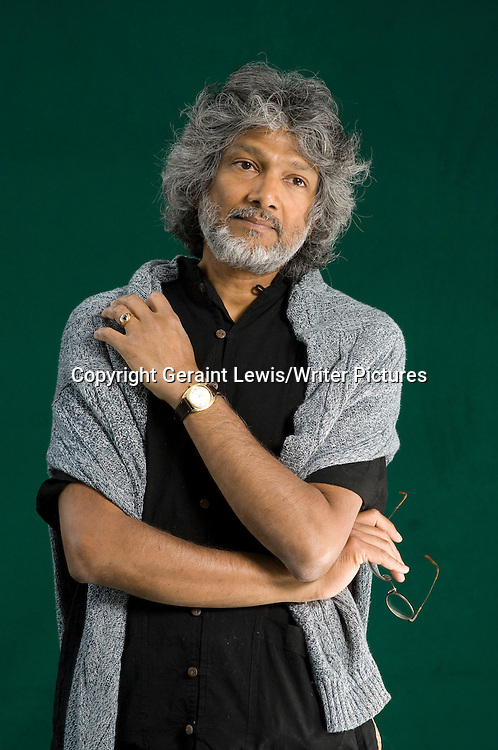 Romesh Gunesekera<br /> <br /> Copyright Geraint Lewis/Writer Pictures<br /> contact +44 (0)20 822 41564<br /> info@writerpictures.com<br /> www.writerpictures.com