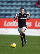 Dundee&rsquo;s Cammy Kerr - Dundee v Hamilton Academical in the Ladbrokes Scottish Premiership at Dens Park, Dundee, Photo: David Young<br /> <br />  - &copy; David Young - www.davidyoungphoto.co.uk - email: davidyoungphoto@gmail.com