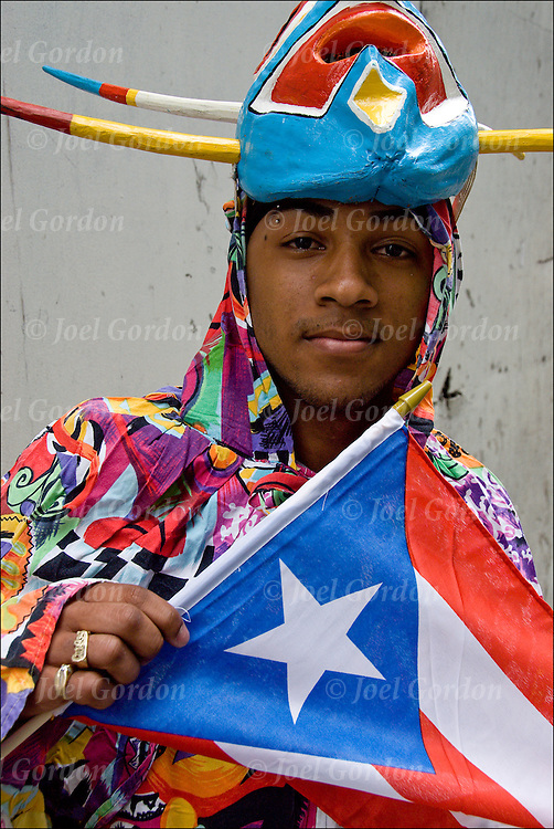 The 2009 Annual National Puerto Rican Day Parade is a celebration for the Puerto Rican American community in the Northeast United States to show their ethnic pride.