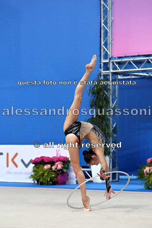 Sakura Hayakawa was  born 17 March 1997 in Osaka, is a Japanese individual rhythmic gymnast.