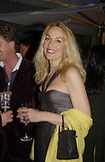 Jerry Hall. An evening at Sanderson in aid of Sargent Cancer Care for children. Sanderson Hotel. 28 May 2002. © Copyright Photograph by Dafydd Jones 66 Stockwell Park Rd. London SW9 0DA Tel 020 7733 0108 www.dafjones.com