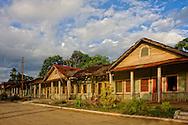 Houses in Bolivia, Ciego de Avila Province, Cuba.