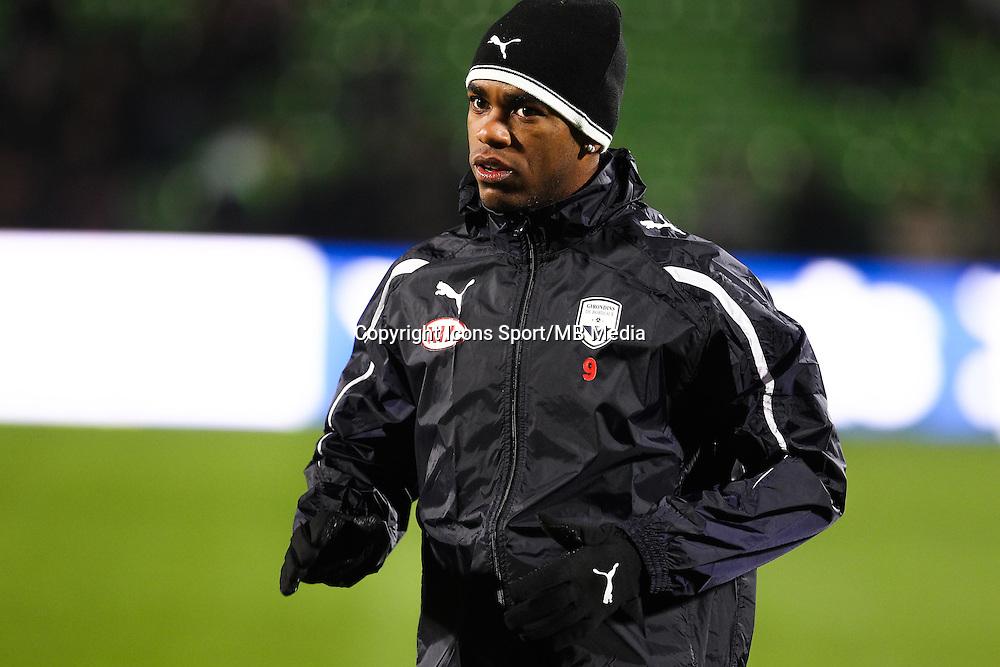 Diego ROLAN - 03.12.2014 - Metz / Bordeaux - 16eme journee de Ligue 1 -<br />Photo : Fred Marvaux / Icon Sport
