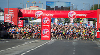 The Virgin Money London Marathon 2014<br /> Elite Mens Start<br /> Picture Tom LovelockThe Virgin Money London Marathon 2014<br /> Red Start<br /> Picture Tom Lovelock