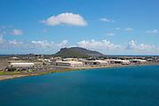 Kaneohe Marine Corps Station, Oahu, Hawaii