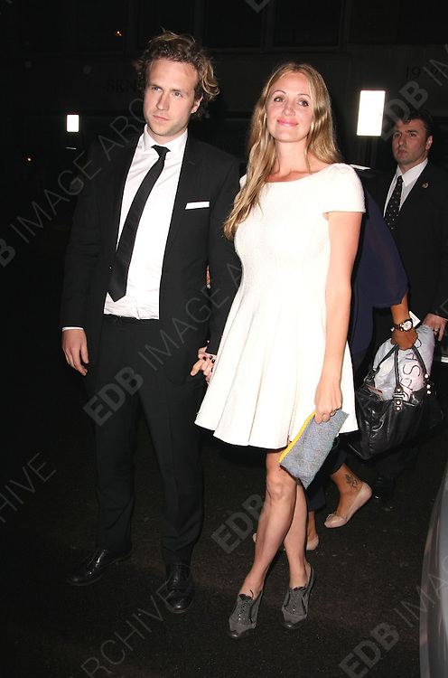 23.AUGUST.2011. LONDON<br /> <br /> GUESTS ATTENDING THE AFTER PARTY FOR NEW FILM 'ONE DAY' AT THE SANDERSON HOTEL IN CENTRAL LONDON.<br /> <br /> BYLINE: EDBIMAGEARCHIVE.COM<br /> <br /> *THIS IMAGE IS STRICTLY FOR UK NEWSPAPERS AND MAGAZINES ONLY*<br /> *FOR WORLD WIDE SALES AND WEB USE PLEASE CONTACT EDBIMAGEARCHIVE - 0208 954 5968*