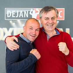 20170420: SLO, Boxing - Official Weighting of Dejan Zavec Boxing Gala in Lasko