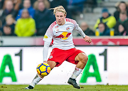 04.03.2018, Red Bull Arena, Salzburg, AUT, 1. FBL, FC Red Bull Salzburg vs SK Rapid Wien, 25. Runde, im Bild Xaver Schlager (FC Red Bull Salzburg) // during Austrian Football Bundesliga 25th round Match between FC Red Bull Salzburg and SK Rapid Wien at the Red Bull Arena, Salzburg, Austria on 2018/03/04. EXPA Pictures © 2018, PhotoCredit: EXPA/ JFK
