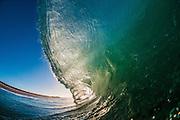 Breaking Wave at sunrise, Hawaii