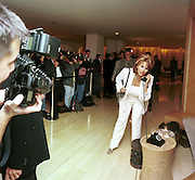 Racquel Welch at the Talk pre-globe Awards Party. Mondrian, Los Angeles. 22/1/2000. <br />