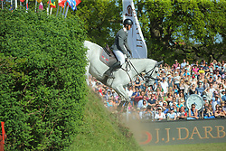 Luther Jesse, (GER), Clearwater<br /> German Jumping Derby<br /> Hamburg - Hamburger Derby 2016<br /> © Hippo Foto - Stefan Lafrentz