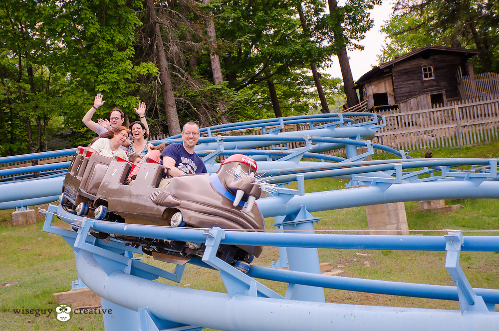 A day of family fun at Storyland, Bartlett, NH