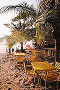 Submarine Beach Café at Pentai Chanang beach, Langkawi