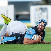Rugby: Pro12 Glasgow Warriors v Leinster