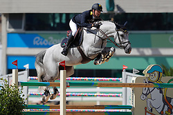Rivetti, Cassio (UKR) Fine Fleur Du Marais<br /> Rio de Janeiro - Olympische Spiele 2016<br /> © www.sportfotos-lafrentz.de