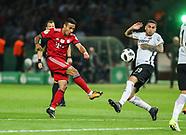 Bayern Munich and Eintracht Frankfurt 19 May 2018