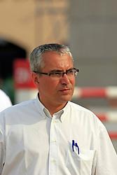 De Vos Ingmar, (BEL)<br /> Global Champions Tour Monte Carlo 2007<br /> Photo © Hippo Foto