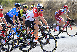 January 18, 2018 - Glenelg, AUSTRALIA - Belgian Thomas De Gendt of Lotto Soudal in action at stage 3 of the Tour Down Under cycling race, 120,5km from Glenelg to Victor Harbor, Thursday 18 January 2018 in Australia. The stage is shortened because of the extreme temperatures that are expected in Western Australia on Thursday. This years edition of the race is taking place from January 16th to January 21st...BELGA PHOTO YUZURU SUNADA. (Credit Image: © Yuzuru Sunada/Belga via ZUMA Press)