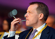 © Licensed to London News Pictures. 09/03/2013. Brighton, UK. David Laws, Liberal Democrat MP, Minister of State at the Cabinet Office and Department for Education at the Liberal Democrat Spring Conference in Brighton today 9th March 2013. Photo credit : Stephen Simpson/LNP