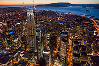 Salesforce Tower & Downtown San Francisco