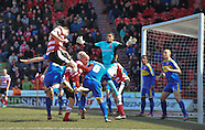 Doncaster Rovers v Swindon Town 010413