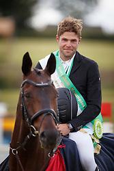 De Cleene Wouter, BEL, Alaric de Lauzelle<br /> European Championship Eventing Landelijke Ruiters - Tongeren 2017<br /> © Hippo Foto - Dirk Caremans
