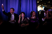 Attendees at the Inaugural Ball, January 21, 2013 in Washington, D.C.