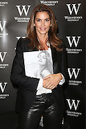 Cindy Crawford - 'Becoming' book signing