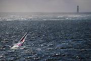 Sligo, windsurf at Strandhill Beach.