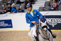 Ahlmann Christian, GER, Clintrexo Z<br /> LONGINES FEI World Cup™ Finals Gothenburg 2019<br /> © Dirk Caremans<br /> 04/04/2019