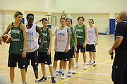 Roma, 17/05/2010<br /> Raduno Collegiale Nazionale Italia Femminile<br /> Allenamento