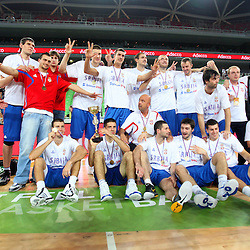 20110809: SLO, Basketball - Adecco Ex-YU Cup, Croatia vs Serbia