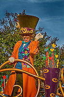 The Mad Hatter at Walt Disney World.