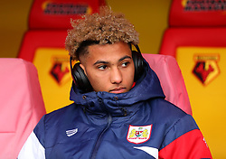 Lloyd Kelly of Bristol City - Mandatory by-line: Robbie Stephenson/JMP - 06/01/2018 - FOOTBALL - Vicarage Road - Watford, England - Watford v Bristol City - Emirates FA Cup third round proper