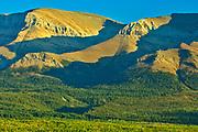 Sofa Mountain, Waterton Lakes  National Park, Alberta, Canada
