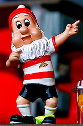 A Doncaster Rovers gnome mascot - Mandatory by-line: Ryan Crockett/JMP - 24/04/2018 - FOOTBALL - The Keepmoat Stadium - Doncaster, England - Doncaster Rovers v Blackburn Rovers - Sky Bet League One