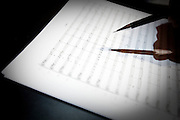 Belo Horizonte_MG, 13 de abril de 2011..Cultura / Misturada Orquestra..Registro fotografico de gravacao de disco do grupo Mistura Orquestrada no estudio Bemol...Foto: NIDIN SANCHES / NITRO