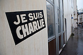 Charlie Hebdo Offices