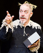 The Miser <br /> by Moliere<br /> adapted by Sean Foley and Phil Porter <br /> at Garrick Theatre, London, Great Britain <br /> Press photocall <br /> 6th March 2017 <br /> <br /> Griff Rhys Jones as Harpagon <br /> <br /> <br /> <br /> <br /> <br /> Photograph by Elliott Franks <br /> Image licensed to Elliott Franks Photography Services