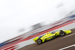 March 10, 2018 - St. Petersburg, Florida, United States of America - March 10, 2018 - St. Petersburg, Florida, USA: Simon Pagenaud (22) attempts to qualify for the Firestone Grand Prix of St. Petersburg at Streets of St. Petersburg in St. Petersburg, Florida. (Credit Image: © Justin R. Noe Asp Inc/ASP via ZUMA Wire)