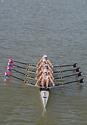 Plovdiv BULGARIA. 2017 FISA. Rowing World U23 Championships. <br /> USA BLM4X. Bow, OLIMPO, Nicholas, WEAVER, Benjamin, CHING, Stephen and HOWSHALL, Casey.<br /> Friday Semi Finals  A/B<br /> <br /> 17:55:56  Friday  21.07.17   <br /> <br /> [Mandatory Credit. Peter SPURRIER/Intersport Images].