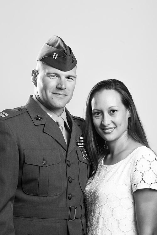 John P. Rose<br /> Marine Corps<br /> O-3<br /> Supply Officer<br /> April 1997 - Present<br /> GWOT, OIF<br /> <br /> Veterans Portrait Project<br /> San Diego, CA