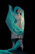 Dancer Tiffany Pellow.