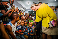 koningin maxima bezoekt nigeria dag 1