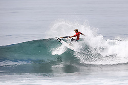 September 15, 2017 - Current No.2 and reigning World Champion John John Florence of Hawaii finishes equal 3rd in the 2017 Hurley Pro Trestles after placeing second to No.9 Filipe Toledo of Brazil in Semifinal Heat 2 at Trestles, CA, USA...Hurley Pro at Trestles 2017, California, USA - 15 Sep 2017 (Credit Image: © Rex Shutterstock via ZUMA Press)
