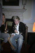 Richard Dennen, Biba after-show party organised by Quinessentially.  Royal Duchess Palace, 16 Mansfield Street, London W1. 19 September 2006.  ONE TIME USE ONLY - DO NOT ARCHIVE  © Copyright Photograph by Dafydd Jones 66 Stockwell Park Rd. London SW9 0DA Tel 020 7733 0108 www.dafjones.com